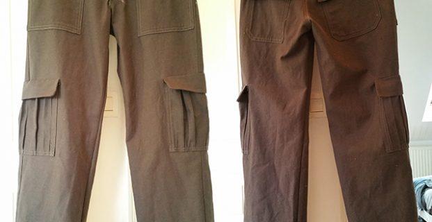 Tuto couture – Le pantalon cargo (baggy)