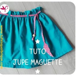 Jupe Maguette
