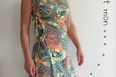 Robe Porte-feuille