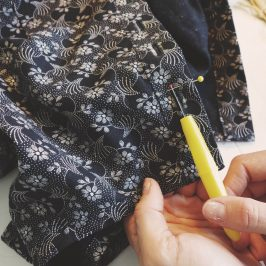 Comment faire une patte de boutonnage polo?