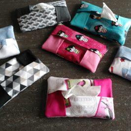 Pochette à mouchoirs de poche