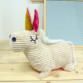 Peluche animal imaginaire
