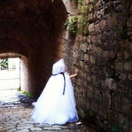 Costume de fantôme sans couture