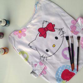 Tablier peinture pour enfant