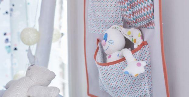 Rangement mural chambre bébé