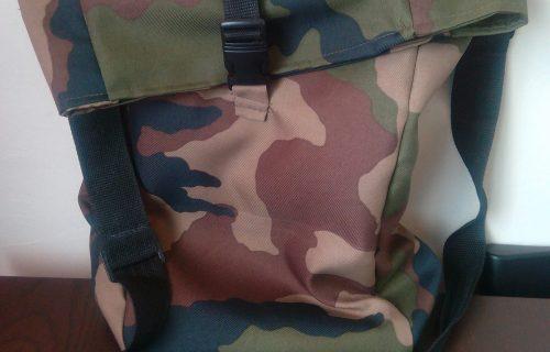 Sac bandoulière militaire