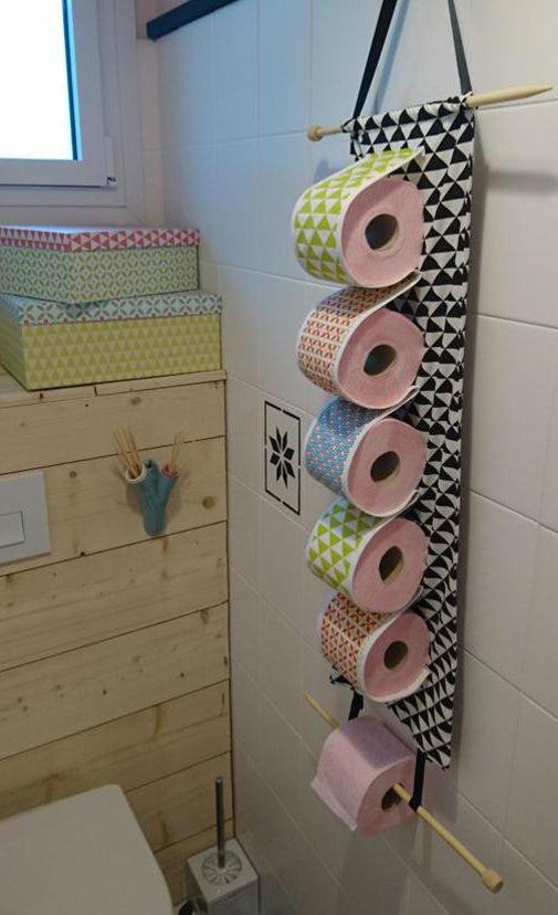 Derouleur De Papier Toilette Original Pop Couture