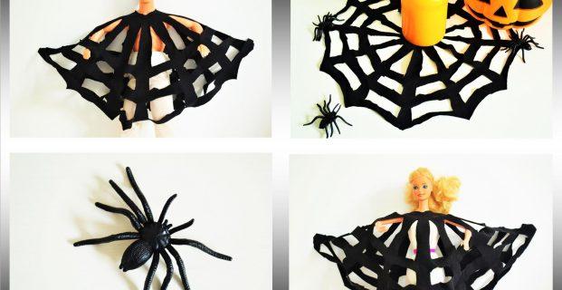 Toile d'araignée Halloween déguisement ou déco