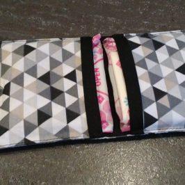 Mymy pocket – pochette pour serviette hygiénique