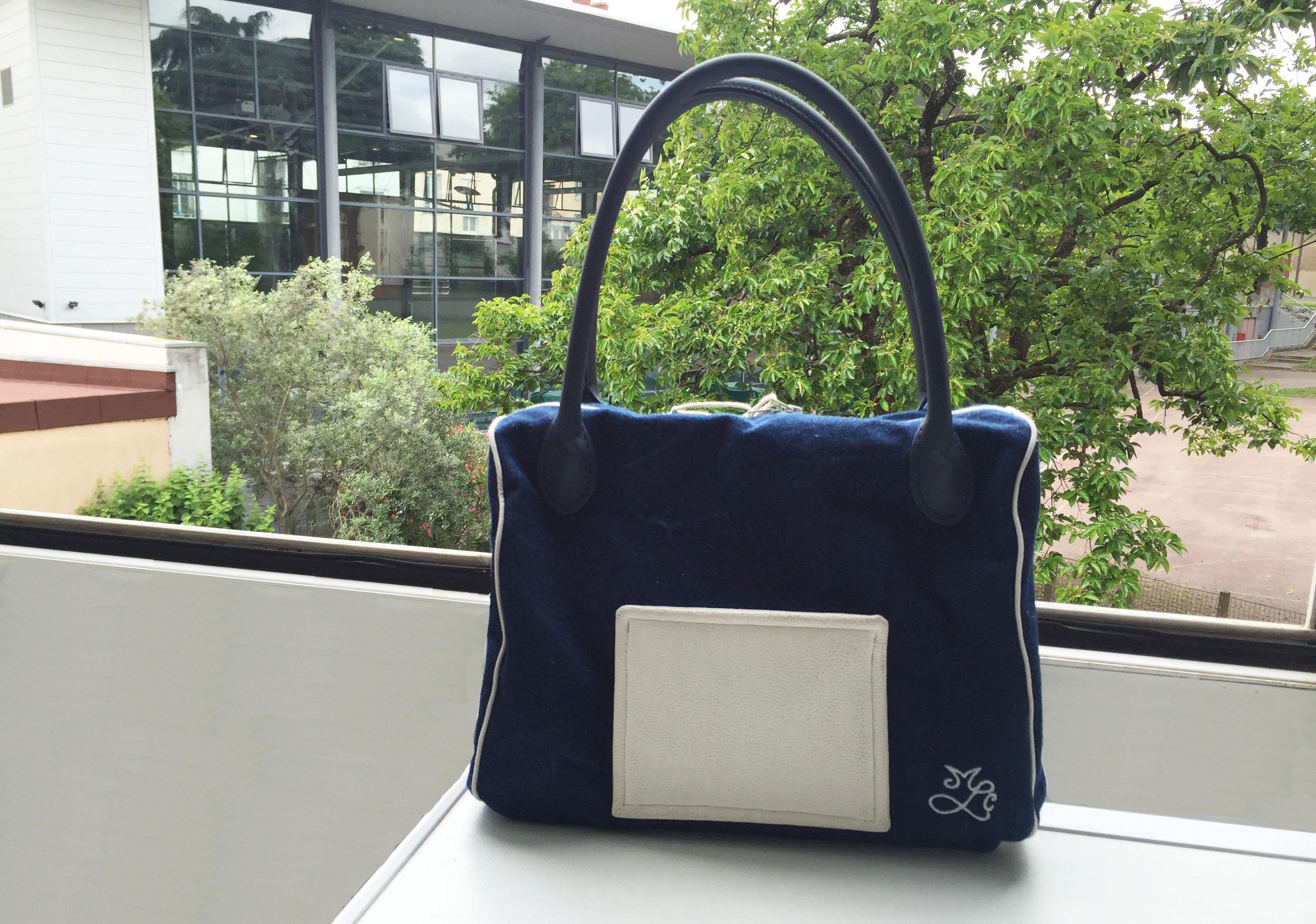 Sac main pop couture - Couture sac a main ...