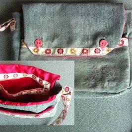 Un petit sac pour petite fille