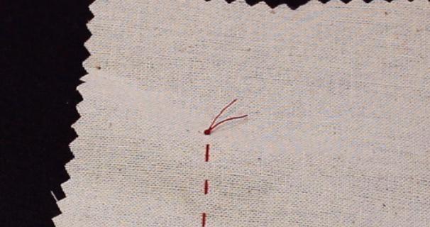 Faire un nœud sur un fil