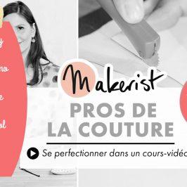 Gagnantes des cours de couture en vidéo Markerist