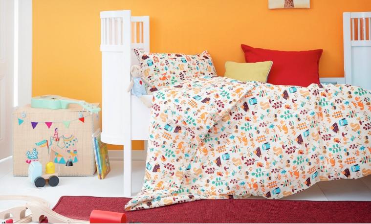 Linge de lit pour enfant pop couture - Tuto housse de couette ...