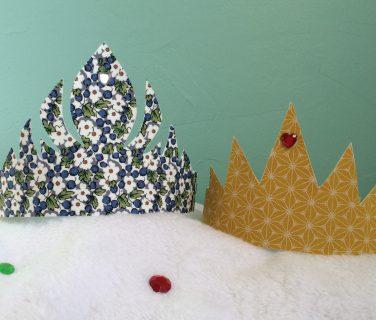 DIY : Des couronnes de reines