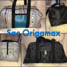 Sac Origamax week-end sport