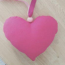 Un cœur à suspendre pour la Saint Valentin