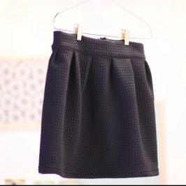 Jupe archives pop couture - Patron couture jupe droite ...