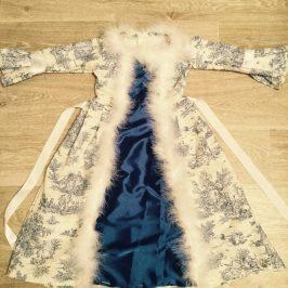 Robe marquise pour enfant