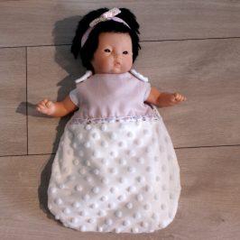 Gigoteuse pour bébé (poupon 30 cm)