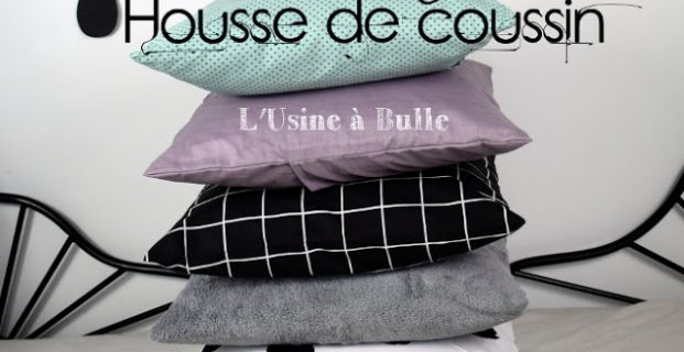 housse de coussin ultra facile pop couture. Black Bedroom Furniture Sets. Home Design Ideas