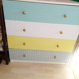 DIY : Comment customiser sa commode ?