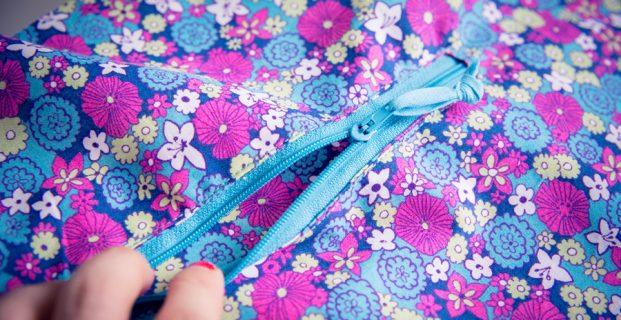 Créer une poche zippée dans la doublure de votre ouvrage