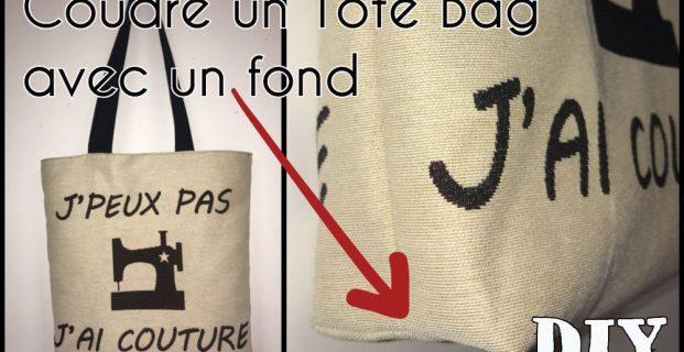 Tote Bag avec un fond