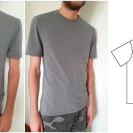 T-Shirt homme Hercule