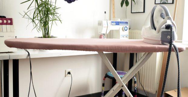 housse de table repasser pop couture. Black Bedroom Furniture Sets. Home Design Ideas