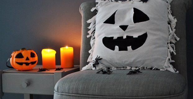 Coussin Halloween facile et sans couture