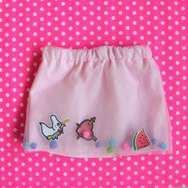 La jupe surprise