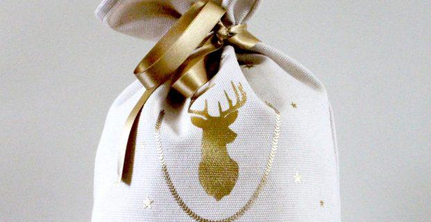 La Hotte de Noël personnalisée