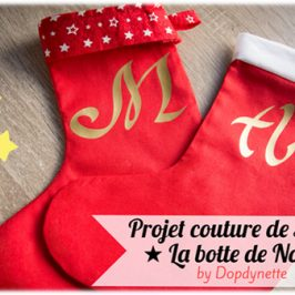 La botte de Noël ultra facile