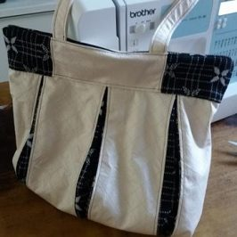 Pochette Suzie version sac à main