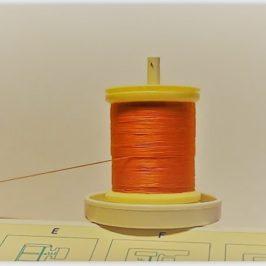 Le choix du fil: les bobines