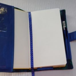 Protège cahier ou bullet journal