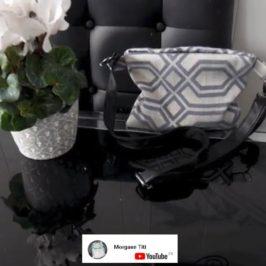Apprendre à coudre un sac avec fermeture invisible