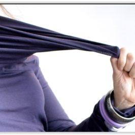 Calculer le taux d'élasticité d'un tissu