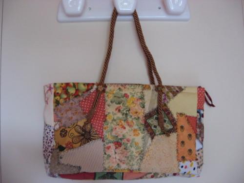 Sac crazy patchwork pop couture - Tuto patchwork gratuit ...