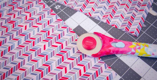 Utiliser un cutter rotatif