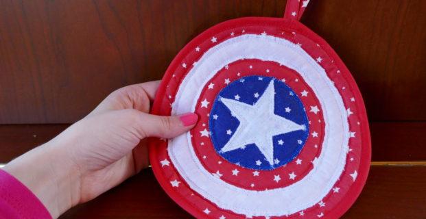 Manique Captain America