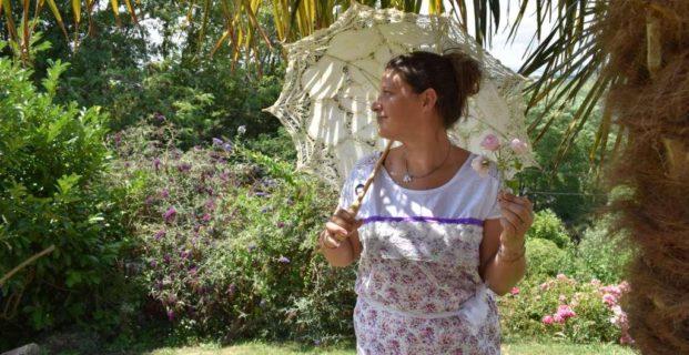 La robe tee-shirt Sylvie