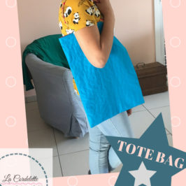 Le Tote Bag reversible