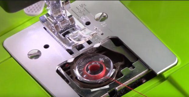 Utiliser une machine à coudre