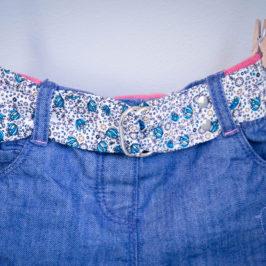 Coudre une ceinture ajustable en tissus