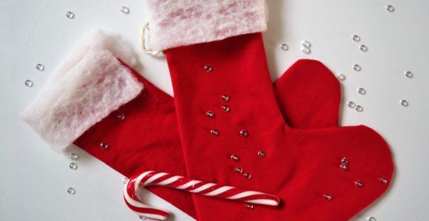 Le Tuto facile de la Botte de Noël
