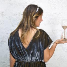 DIY – Une robe facile pour les fêtes