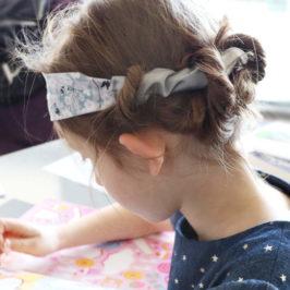 Bandeau ou headband pour bébé, fille ou adulte