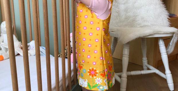 Robe d'été pour fille
